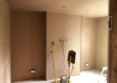 plastering work andover