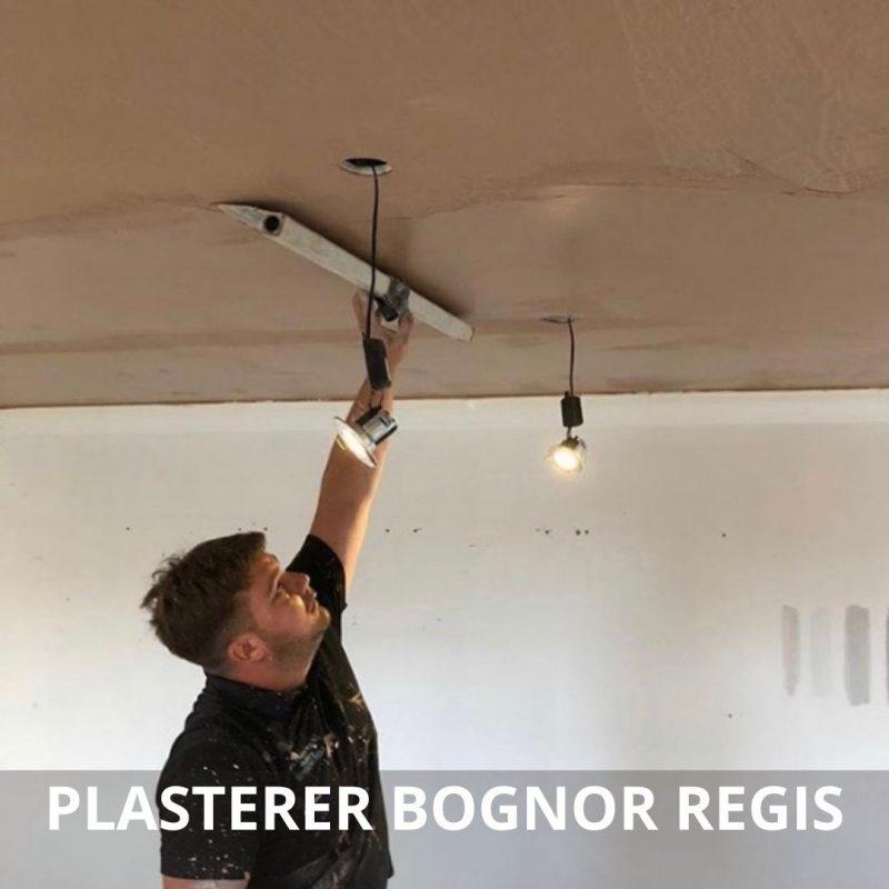 cheap plasterer bognor regis