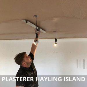 plastering hayling island handyman